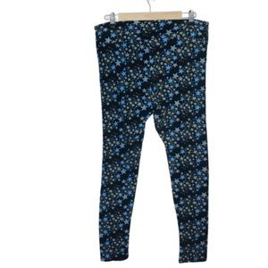 LuLaRoe Tall & Curvy Stars Leggings